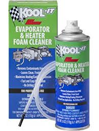 ac coil cleaner. lubegard 96030 kool-it evaporator and heater foam cleaner ac coil
