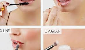 8 steps for stunning red lips