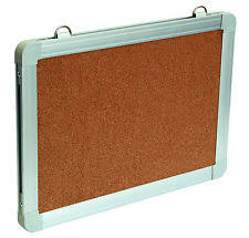 office corkboard. new office corkboard premium quality 900l x 600h desk pinboards f