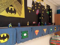 Superhero Coat Rack Some new class decorations The Keto Teacher 88