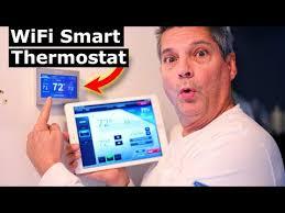 Honeywell <b>Wi-Fi Smart Thermostat</b> - REVIEW - YouTube