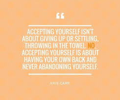 Self Acceptance Quotes Mesmerizing 48 Powerful Quotes About The True Meaning Of SelfAcceptance HuffPost