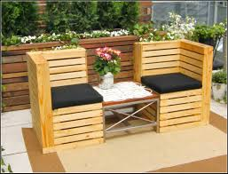 Chic Decor As Wells As Image Outdoor Furniture Made From Pallets Design  Outdoor Furniture Made From