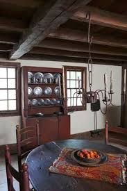 Best Images About Primitive And Colonial Dining Rooms On Pinterest - Early american dining room furniture