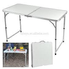 Outdoor 4 Fuß Aluminium Falten Portable Camping Picknick Party