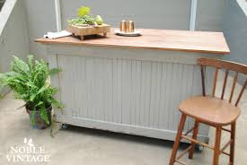 Kitchen Island Makeover Industrial Gray Kitchen Island Makeover And The Joy Of Finding