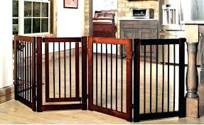 dog gates for house stir extra wide freestanding the high indoor pet dog gate for stairs indoor