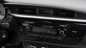 2014 Toyota Corolla L Radio & Dash Trim Removal ~ CE S 11th Gen ...