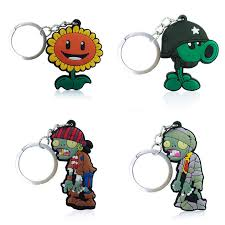 <b>1PCS PVC</b> Keychains <b>Cartoon</b> Figure Key Ring Key Holder ...