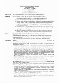 Resume Template Software Engineer Examples 24 Software Developer