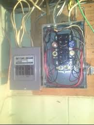 fuse to breaker box upgrade budget electric many of the older homes found in the city of dubuque and surrounding areas of eastern iowa and northwestern illinois have fuse panels instead of
