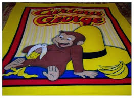 curious george bed set bedding twin curious george