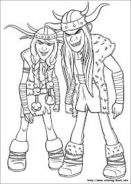 How To Train Your Dragon Coloring Pages Get Coloring Pages