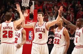 THE BULLS SESSION DebateaBULL The 201415 Bulls Will Parallel Chicago Bulls Bench Mob
