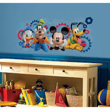 roommates 5 in x 19 in mickey friends mickey mouse clubhouse capers