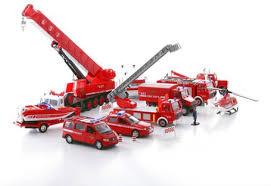 <b>Игрушка</b> набор машин Пожарная служба 20 шт., <b>Welly 99610</b>-20В