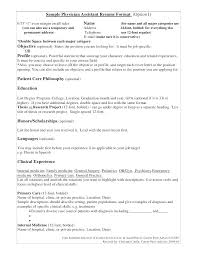 Pediatrician Resume Cover Letter For Gorgeous Marketing Examples By