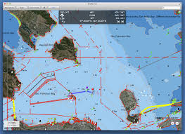 Seanav Marine Charts Nautical Navigation App For Mac Os X