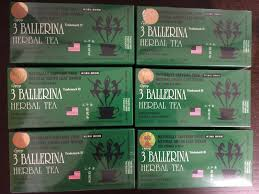 beauty health weight loss drinks 6 bo 3 ballerina tea ters drink weight loss t extra strength 108 bags 18 49 item specifics condition new a