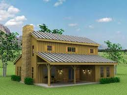 wonderful small barn style house plans 13