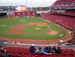 Great American Ball Park Section 418 Seat Views Seatgeek