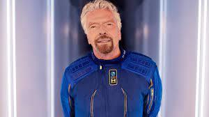 Richard Branson fliegt ins All - ZDFheute