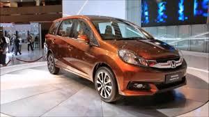 new car launches honda mobilioAll New 2016 Honda Mobilio Interior Exterior 7 Seaters SUV Car