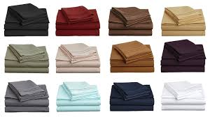 1800 egyptian cotton sheets. Perfect Cotton 6PC Sheet Set As Soft As Egyptian Cotton 1800 Thread Throughout Sheets I