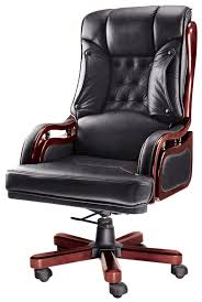 contemporary leather high office chair black. Furniture:Awesome Red Laminated Leather High Ledder Back Tufted Office Chair With Wheels Contemporary Black N