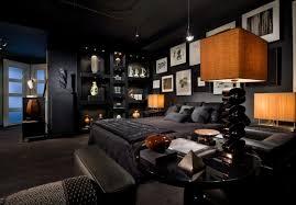 Masculine Bedroom Furniture Hues For Him Masculine Bedrooms Bedroom Ideas Dark Interiors