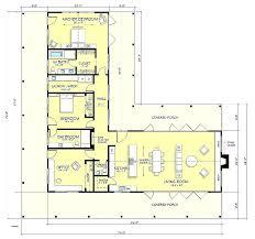 fabulous c shaped house floor plan courtyard home plan houses plans designs house plans 56689