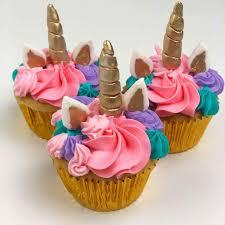 Fancy Unicorn Cupcakes Cinderella Cakes