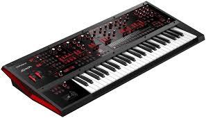 <b>Roland JD</b>-<b>XA</b> – гибридный <b>синтезатор</b> с двумя звуковыми ...
