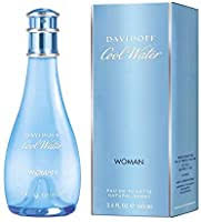 <b>DAVIDOFF Cool Water Woman</b> Eau de Toilette 100ml: Amazon.co ...