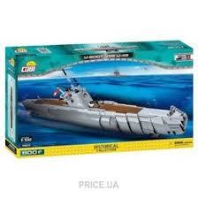 <b>Конструктор COBI</b> Подводная лодка <b>U</b>-<b>48</b> 765 деталей (4805 ...