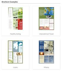 Brochure Design Software Online Brochure Designer Download