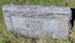 Elnora Angenetta Brown Wade (1868-1948) - Find A Grave Memorial