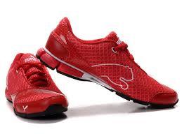puma shoes for men. red puma future cat gt ferrari men shoes for