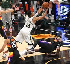 NBA Finals Game 2 report card: Suns 3 ...