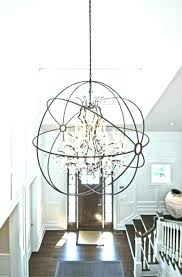 how low to hang a chandelier chandelier for two story foyer 2 story foyer chandelier foyer how low to hang