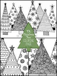 Small Picture Oh Christmas Tree Coloring Page U Create
