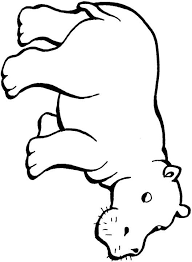 Small Picture Free coloring pages draw a hippo big yawning hippo color page