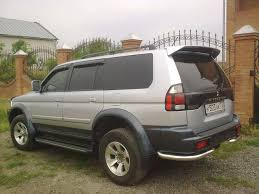 2004 Mitsubishi Pajero sport – pictures, information and specs ...