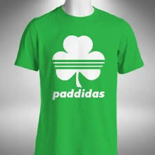 Patrick Size Chart Details About New Paddidas Mens T Shirt Funny Saint Patricks Day Ireland Clover Leaf Usa Size