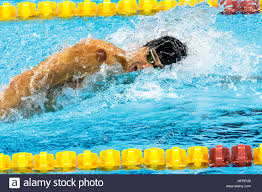 Michael Phelps Swimming Freestyle High ...