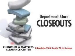 Macy s Furniture & Mattress Clearance Center mercial