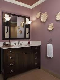 paint color bathroom. Amazing Bathroom Paint Ideas Small Colors With Purple Color And Towel Rack O