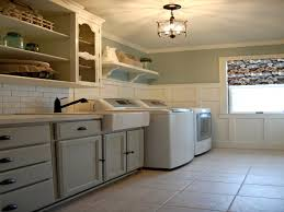 Kitchen Laundry Kitchen Room Ci Redbudconstructionservices Spacious Laundry Room