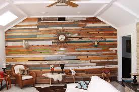 reclaimed wood ceiling light