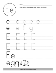Best Photos of Letter E Printables - Letter E Worksheets ...